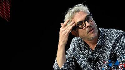 Netflix le apuesta al Oscar con Alfonso Cuarón, pero el mexicano está indignado
