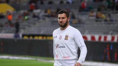 """Gignac explota: """"No tengo cláusula para no jugar en Sudamérica"""""""