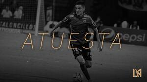 Más carácter y fútbol sudamericano se agrega al equipo del mexicano Carlos Vela en la MLS
