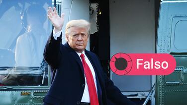 Diez mentiras y desinformaciones por las que recordaremos a Donald Trump
