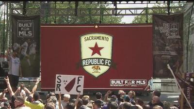 Se espera que Sacramento Republic sea nombrado como el próximo equipo de la expansión de la liga MLS