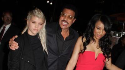 Sofía, la hija de 17 años de Lionel Richie quiere ser famosa