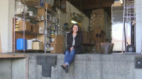Emprendedora hispana del Área de la Bahía narra su exitosa historia de negocios