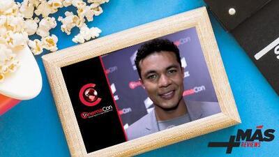 Ismael Cruz Cordoba nos cuenta por qué se unió al elenco de 'Miss Bala'.