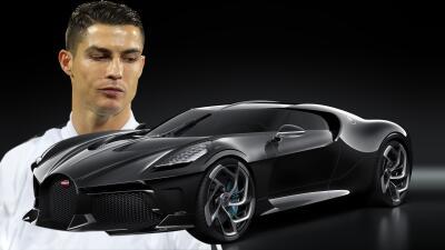 Rumor indica a Cristiano Ronaldo como el comprador secreto del carro nuevo más caro de la historia