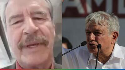 En video, Vicente Fox suplica no votar por López Obrador