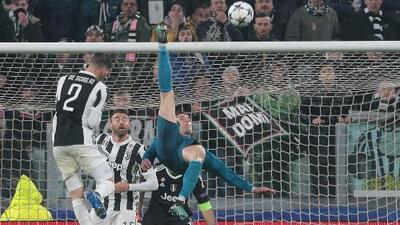 ¡Magia pura! Top 10 de golazos de Cristiano Ronaldo en Champions