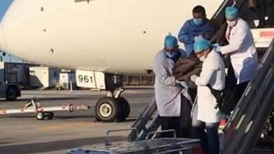 Japonés muere en el intento de trasladar 246 paquetes de cocaína en el estómago por avión