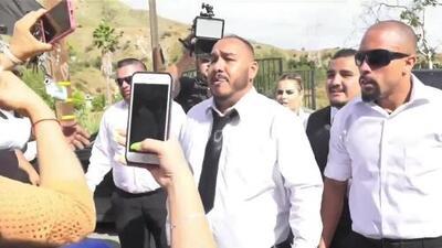 Gritos, empujones y golpes: cómo la boda de Chiquis Rivera se convirtió en un escándalo