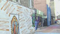 Gracias a esta iniciativa los callejones del vecindario de Pilsen se están llenando de color y vida