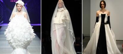Los Vestidos De Novia Más Feos Estilo De Vida Univision