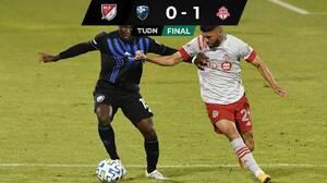 Toronto FC ganó el clásico canadiense con magistral penalti de Alejandro Pozuelo