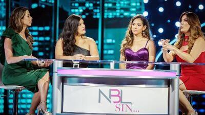 Carmen Batiz deja claro que no vino a hacer amigas a Nuestra Belleza Latina