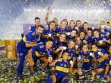 Boca Juniors gana el primer título profesional del futbol femenil argentino