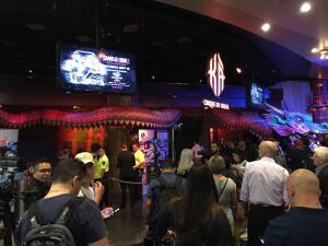 Así se vive la fiesta previa de la pelea 'Canelo vs. Golovkin' en Las Vegas