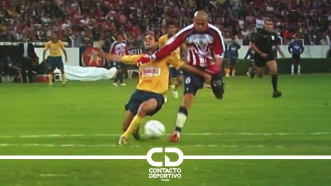 Clásico Nacional | Chivas cortó el vuelo de las Águilas en Semis del 2006