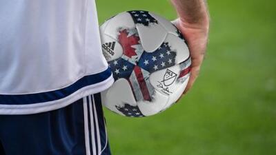 Major League Soccer y adidas presentan el balón oficial para la temporada 2017