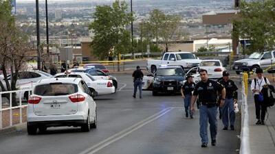 Como una guerra, así calificaron los miembros del equipo de rescate la escena de la masacre en El Paso