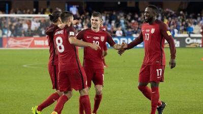Christian Pulisic vs. Cuatro finalistas de la MLS Cup en la nominación a Jugador del Año 2017 de US Soccer