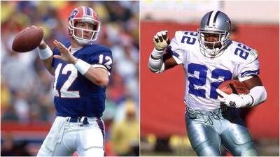 Jim Kelly y Emmitt Smith serán los capitanes leyenda en el Pro Bowl 2019