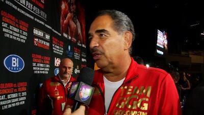"Abel Sánchez: ""La Golovkin-Lemieux va a terminar por KO definitivamente"""