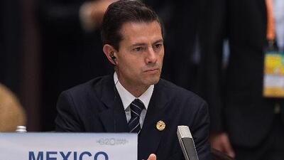 """""""Hay que hacerle frente a la emergencia en ciudad de México"""": Peña Nieto"""