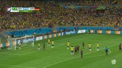 Highlights:Alemania at Brasil on July 8, 2014