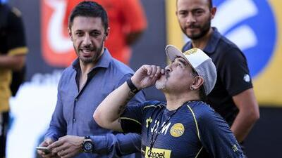 Culiacán cambia su imagen ante el mundo tras la llegada de Diego Maradona