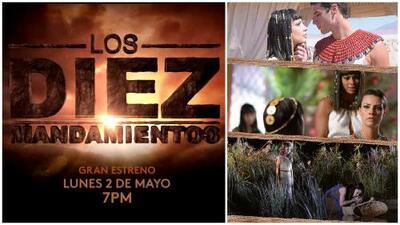 Los Diez Mandamientos estrena por Univision Puerto Rico