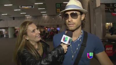 En exclusiva Sebastian Rulli habló de noviazgo con Angelique Boyer