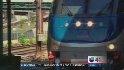 Cambios en el servicio de tren debido a descarrilamiento