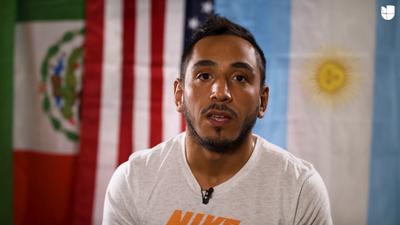 'El molo' González habla de la pasión de los peleadores argentinos y la evolución de las MMA