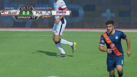 Lucas Cavallini, ¿el delantero top que quieren 'los grandes'?