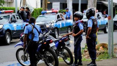 Régimen de Daniel Ortega impide manifestaciones en las calles para exigir la libertad de presos políticos