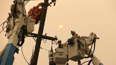 PG&E corta la energía a más de 20 mil clientes en los condados de Butte, Nevada y Yuba por riesgo de incendios forestales