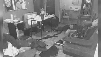 Una fiesta de cumpleaños se convirtió en un reguero de sangre y muerte en México