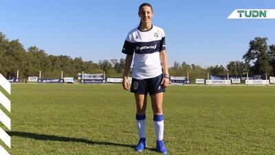 Gol 'maradoniano' en la liga femenil de Argentina