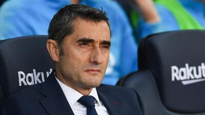 Presidente del Barcelona ratificó la continuidad de Valverde