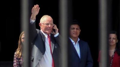 Transcripción íntegra de la carta de renuncia del presidente peruano Pedro Pablo Kuczynski