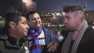 ¡Sabor agridulce! Aficionados de Barcelona y Real Madrid opinaron sobre el 1-1 en el Camp Nou