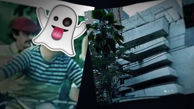 Graban en video supuesto fantasma de un famoso 'capo'
