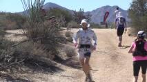 Jason Romero: corriendo Estados Unidos a ciegas