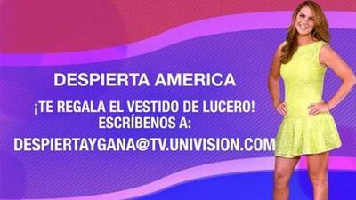 Participa en Despierta América y vístete como Lucero