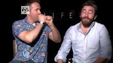 No te pierdas las ocurrencias de estos dos galanes de Hollywood mientras les hacíamos una entrevista