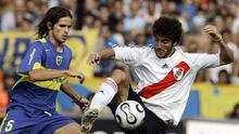 Entres lesiones y títulos Fernando Gago da el adiós al futbol