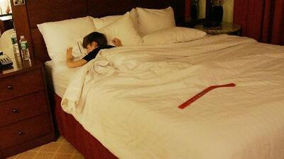 Beneficios de mantener la rutina de sueño de los niños a pesar de las vacaciones de verano