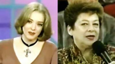 Recordamos la hermosa complicidad entre Edith González y su madre: la mujer que la apoyó a ser actriz desde niña