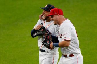 En fotos: La Liga Americana se vuelve a apoderar del triunfo en el MLB All Star Game