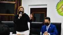 Comisión del Senado cita a la secretaria de Educación a primera vista pública