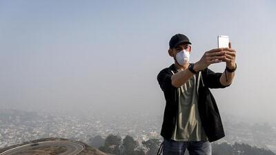 Los incendios de California dan paso a otro problema: el humo puede ser nocivo para la salud